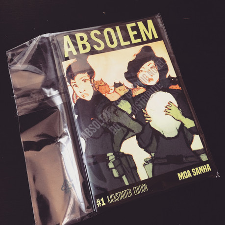 Copy of Absolem The Graphic Novel