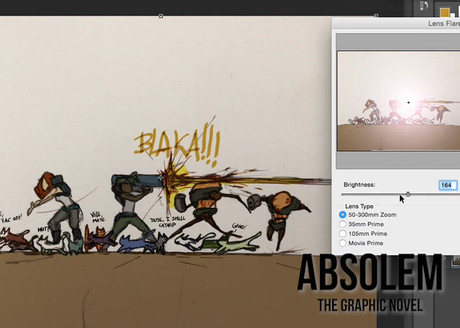 Absolem Speed Drawing 1