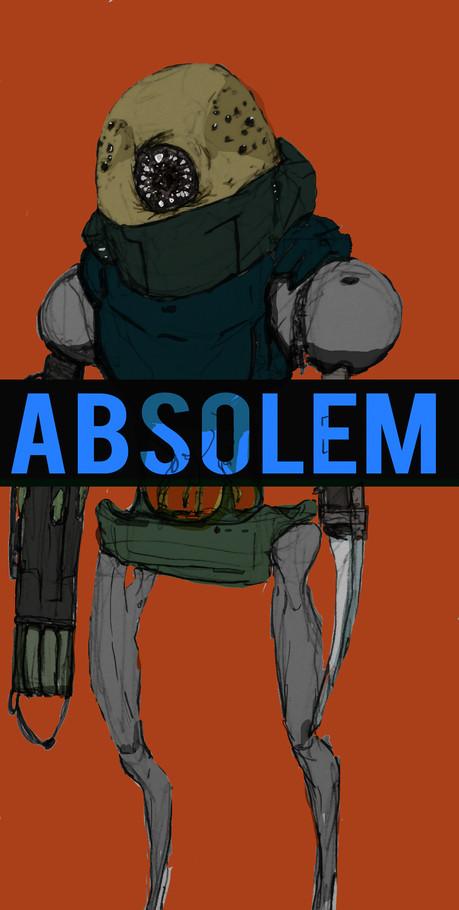 Absolem Illustration 2