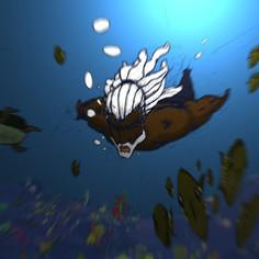 Nada underwater