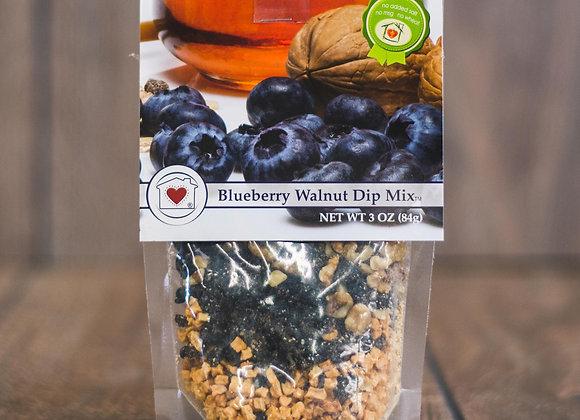 Blueberry Walnut Dip Mix
