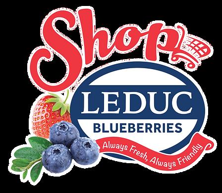 Shop Leduc Blueberries Online