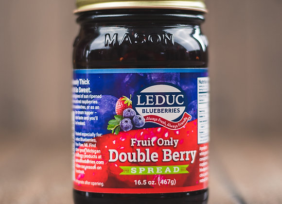 Fruit Only Double Berry Spread