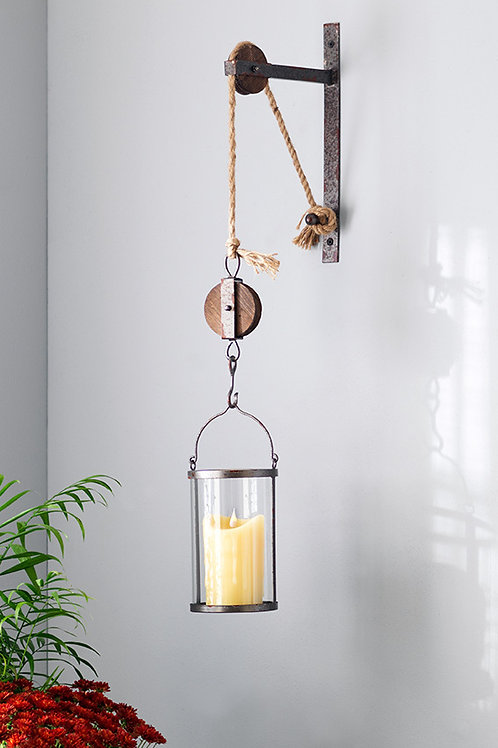 Pulley Mounted Canister