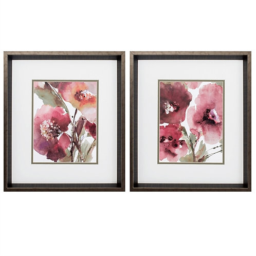 Blooms Set of 2