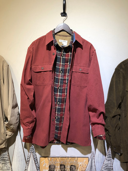Eastwood Canvas Shirt