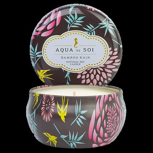 Aqua de SOi Soy Candle Tin