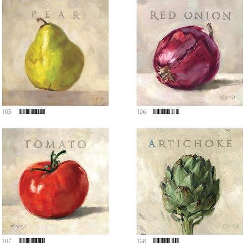 Fruits & Vegetables 1
