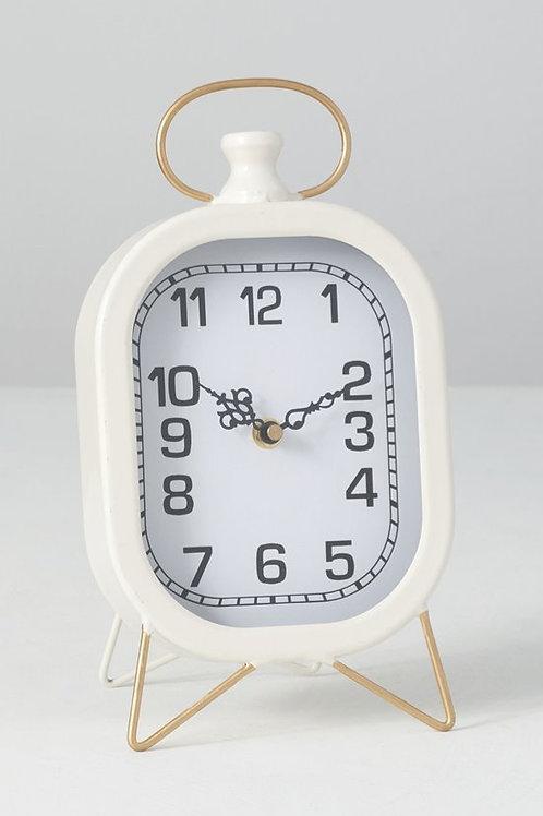 Ivory Desk Clock