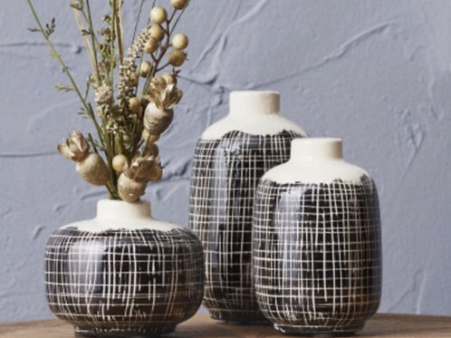 Maxwell Mini Vases Set of 3