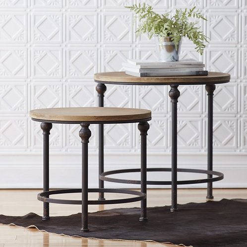 Dillon Accent Tables Set of 2