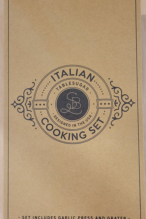 Italian Cooking Set