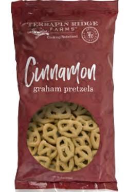 Cinnamon Graham Pretzels