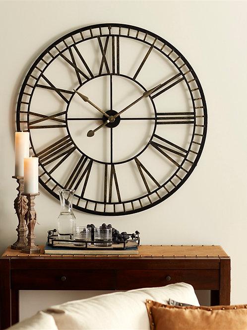 """Industrial Revolution Wall Clock 40"""""""