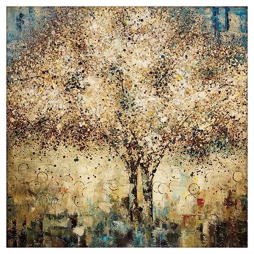 Whispering Tree Canvas