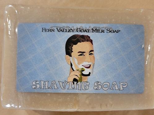 Goat Milk Shaving Soap