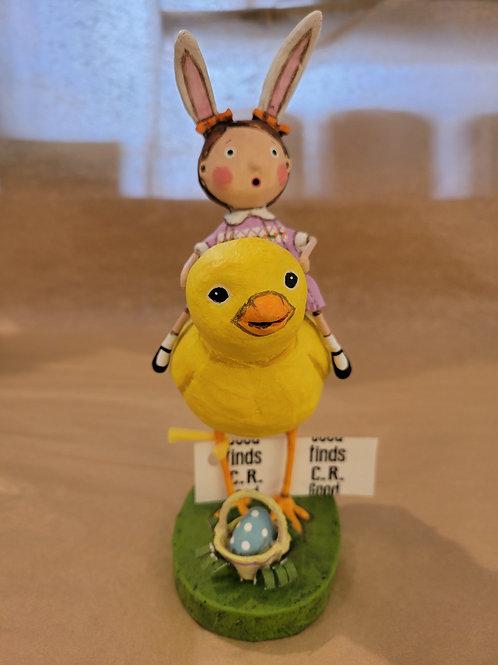 Ellie's Easter Chick
