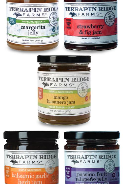 Terrapin Farms Jams