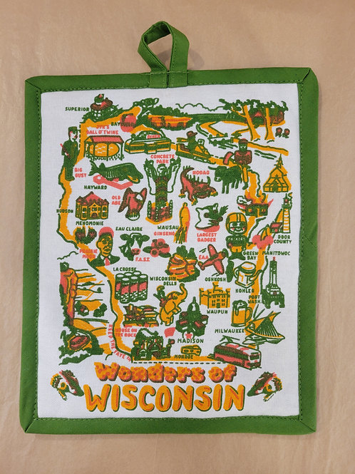 Wisconsin Hot Pad