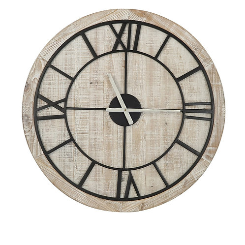 Even Time Wall Clock