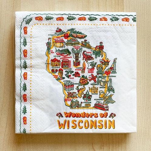 Wisconsin Napkins