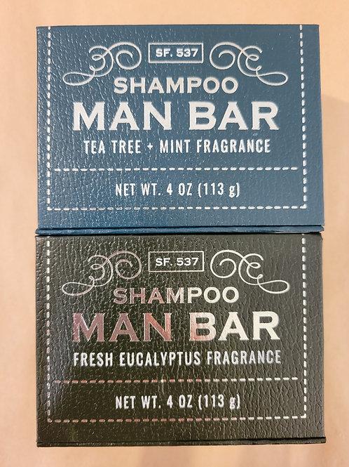 Man Bar Shampoo