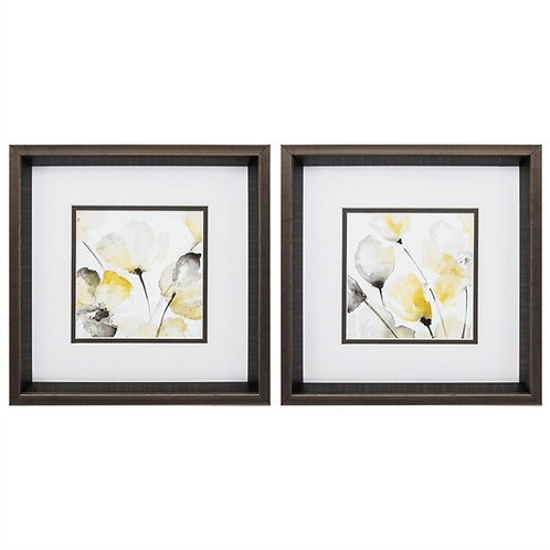 Natural Abstract Set of 2