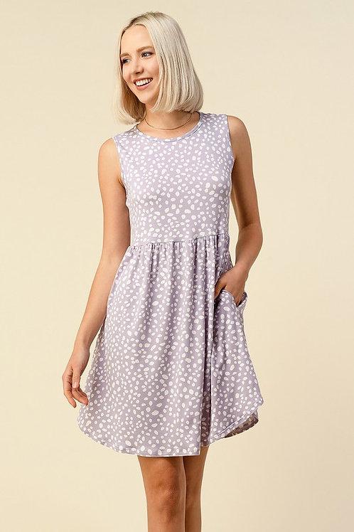 Sofia Print Dress