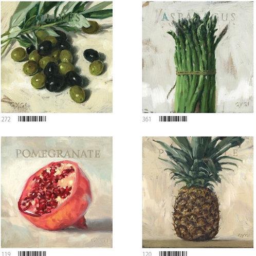 Fruits & Vegetables 2