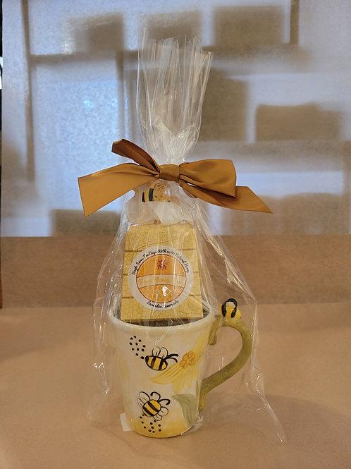 Tea Bee Mug Set