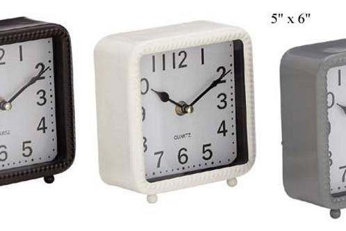Draper Desk Clock