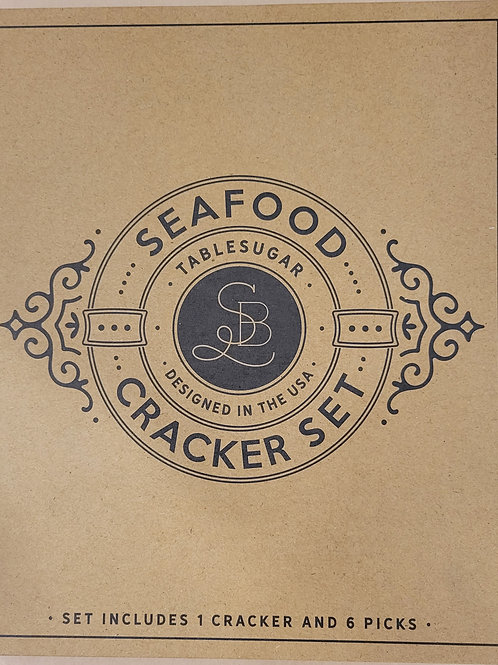 Seafood Cracket Set