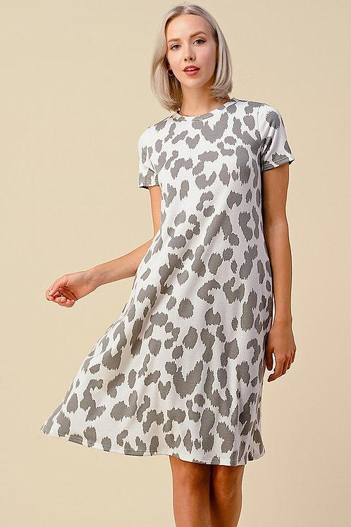 Rachel FrenchTerry Dress