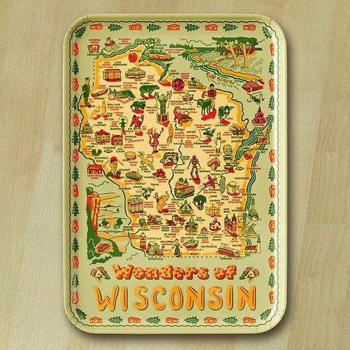 Wisconsin Tray