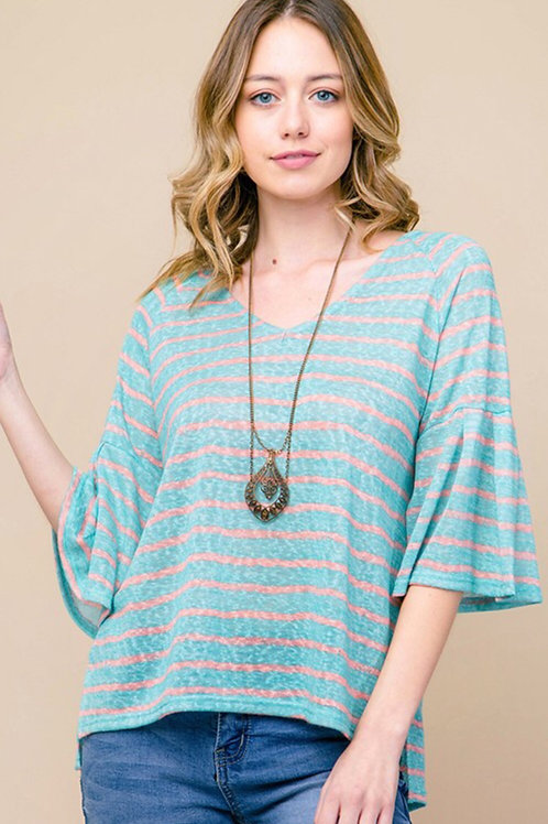 Sheri Bell Sleeve top