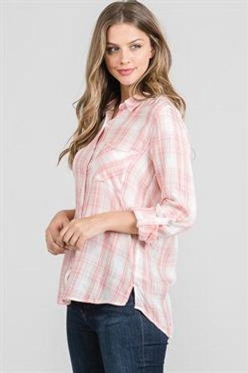 Charlotte Plaid Shirt