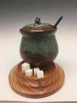 Sugar bowl/Honey pot