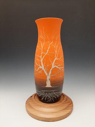 Roots vase