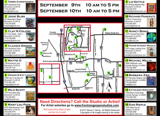 Front Range Open Studios - Tour the studios!