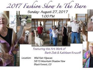 Fashion in the Barn 2017