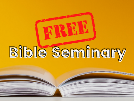 How to Get a Seminary Education for FREE