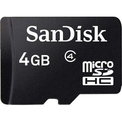 SanDisk Micro SDHC 4GB