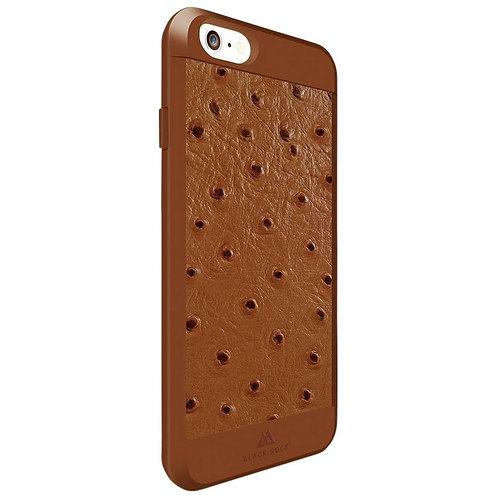 Black Rock Case Ostrich iPhone 6/6S Light Brown