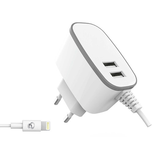 Car Travel Charger - Apple