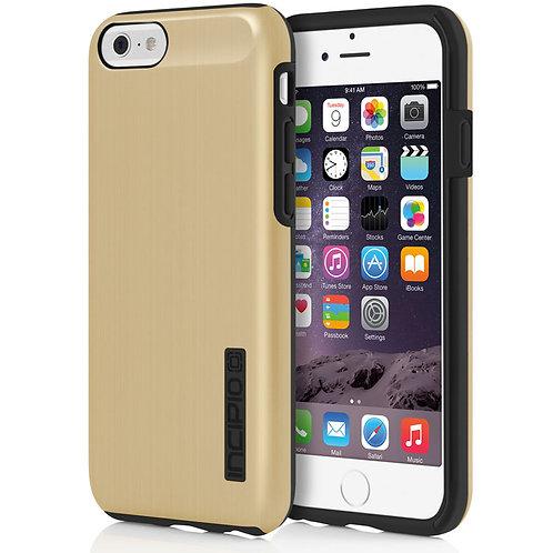 Incipio DualPro SHINE for iPhone 7 - Gold/Black