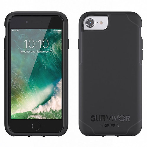 Griffin Survivor Journey Black iPhone 7+