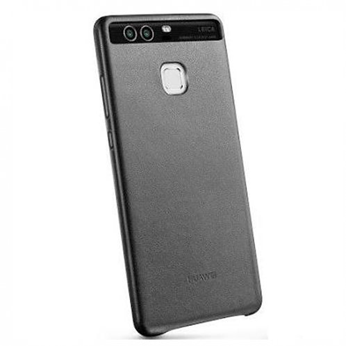 Huawei  Leather Hard Cover / Hard Case Huawei P9 Black