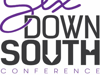 Volunteering at the Sex Down South Conference, Oct 15-17, 2015