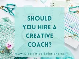 Should You Hire A Creative Coach?