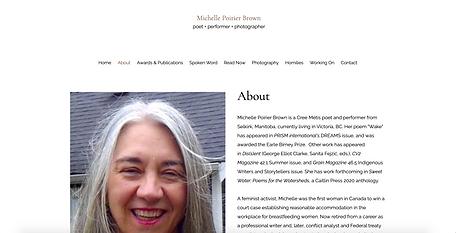 Autor Website